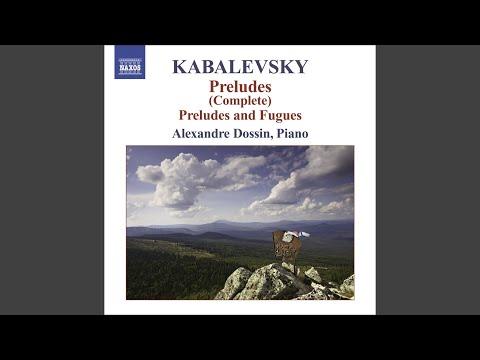 24 Preludes, Op. 38: No. 12. Adagio