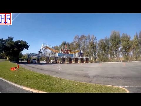 Los Angeles (LA)   Six Flags Magic Mountain – Theme Park   Tourist Attractions   Episode# 9