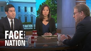 Face The Nation: Seung Min Kim, David Nakamura, Jeffrey Goldberg