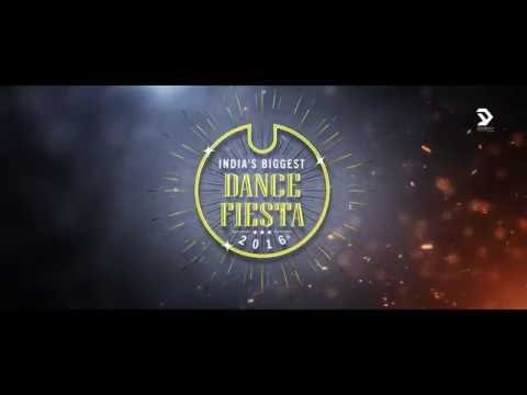 India Biggest Dance Fiesta | Official Trailer 2016