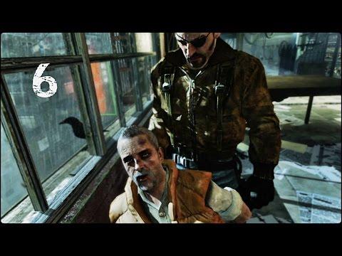 Прохождение Call Of Duty: Black Ops (XBOX360) — Часть 6: Числа