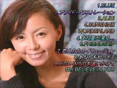 田中律子 ベスト10