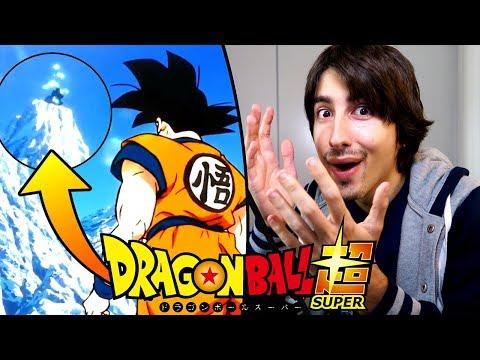 REAZIONE al TRAILER del FILM di DB SUPER 2018! Dragon Ball Super 2018 Movie ITA By GiosephTheGamer