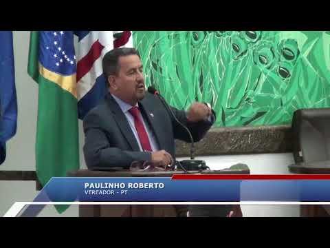 Paulinho Roberto defende posse de concursados na Educacao