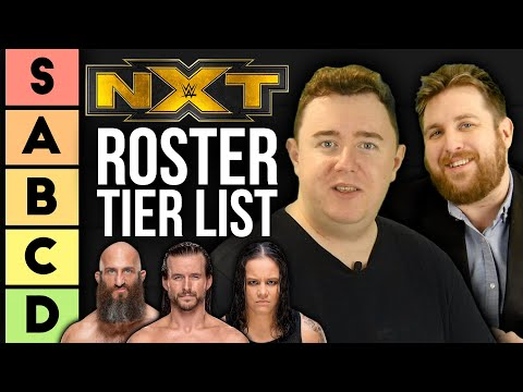 TIER LIST: WWE NXT Roster