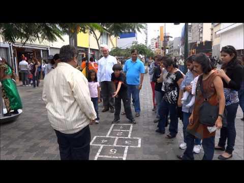 Boulevard of Sabana Grande, Caracas