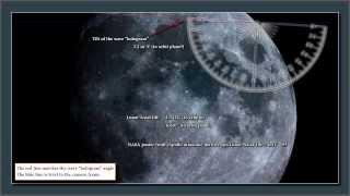2012 Lunar Wave - Energy Pulse & UFO Found In Clip