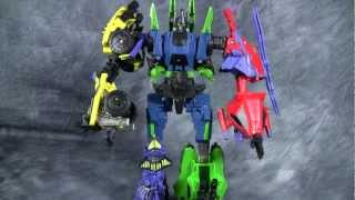 Combaticons - Fall of Cybertron Deluxe Class