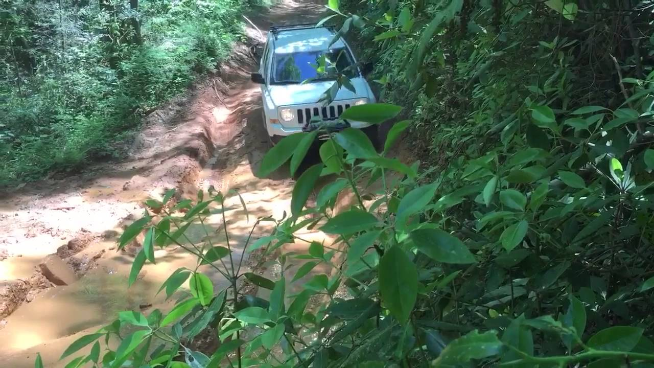 Gorges State Park Off Roading Youtube