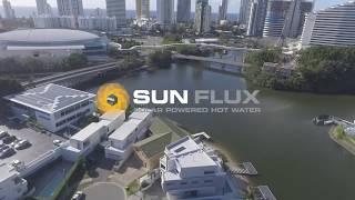 Sun Flux instructional video.. Next Gen Solar hot water controller by Sharp Energy Investments!