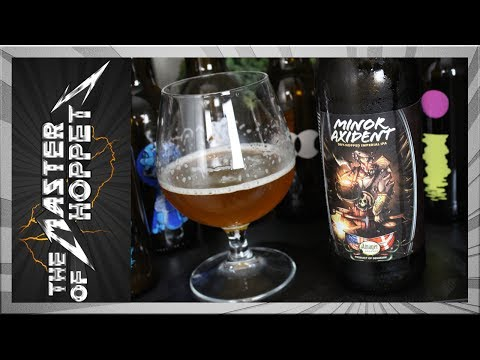 Amager / Against The Grain Minor Axident | TMOH - Beer Review #2296