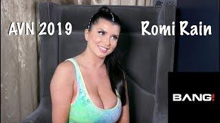 AVN 2019 Host Romi Rain talks about being her own boss!