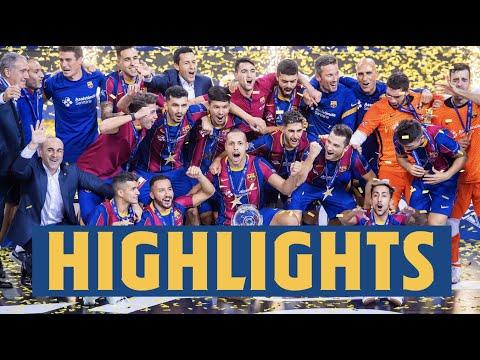HIGHLIGHTS: UEFA FUTSAL