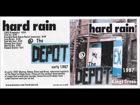 Hard Rain London - Sold My Soul (Depot Demos, Kings Cross 1987)