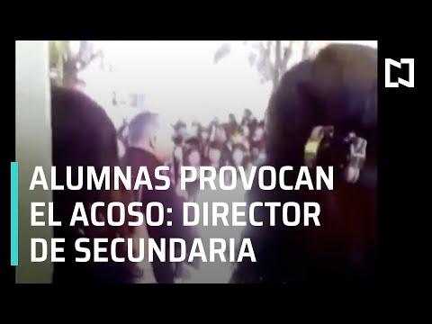 Alumnas De Secundaria Denuncian Acoso En Cuautitlán, Edomex - En Punto