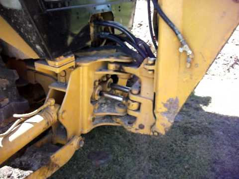 John Deere 310c Pins And Bushings Youtube