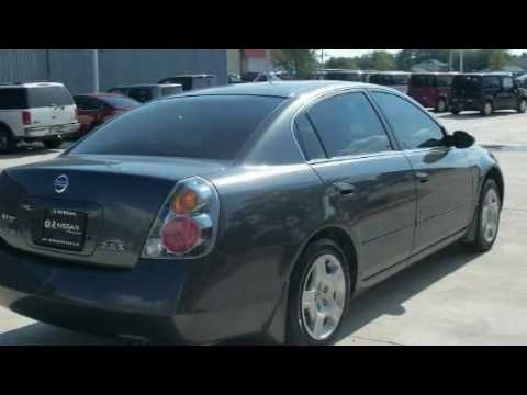 Pre Owned 2004 Nissan Altima Greenville TX
