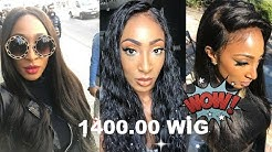 The Virgin Hair Fantasy Wig Review