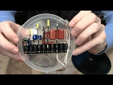 видео: Конденсатор вместо регулятора мощности