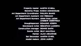 Crocodile Dundee Theme - End Credits