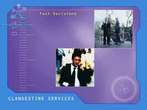 CIA Clandestine Service Ad