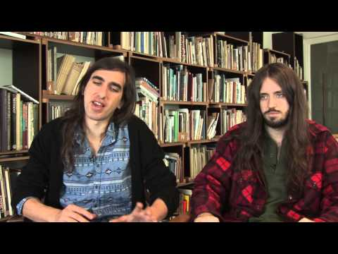 Crystal Fighters interview - Gilbert and Sebastian (part 1)