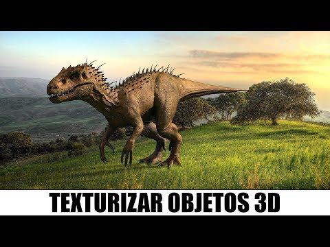 Cómo texturizar objetos 3D en Photoshop thumbnail