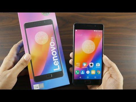Lenovo P2 (4GB) Review Videos