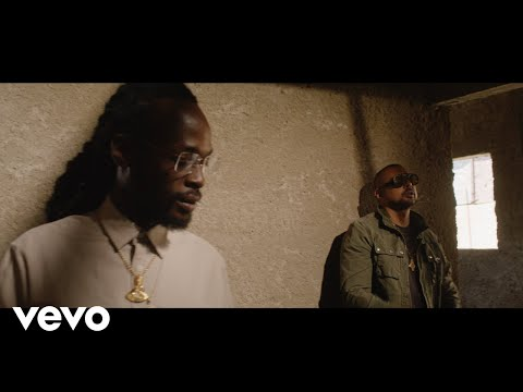 Смотреть клип Sean Paul, Jesse Royal, Stonebwoy, Mutabaruka - Guns Of Navarone