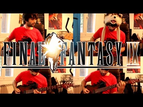 Final Fantasy 9 goes Rock - Battle Theme