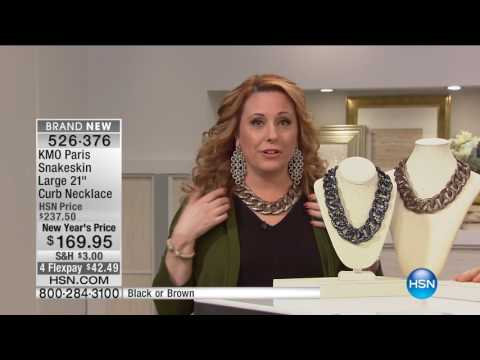 HSN | KMO Paris Fashion Jewelry 01.13.2017 - 02 AM