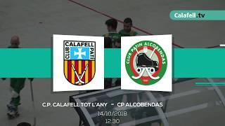 CP Calafell 6 - CP Alcobendas 4