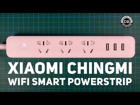 Xiaomi Chingmi WiFi Smart Powerstrip - Quick Look
