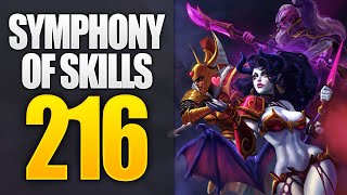 Symphony of Skills 216 - Dota 2 Highlights