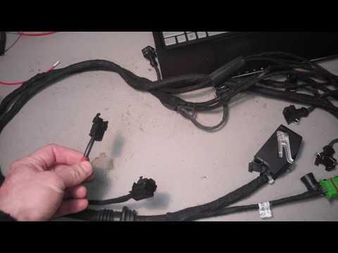 [SCHEMATICS_4HG]  Mercedes wiring harness repaired - YouTube | Mercedes Benz C230 Engine Wire Harness |  | YouTube