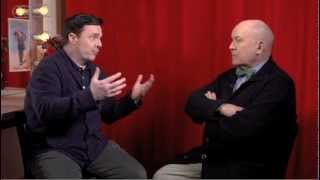 Nathan Lane and director Jack O'Brien on Broadway's THE NANCE (full interview)