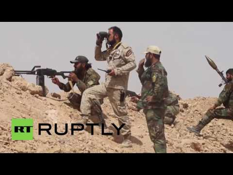 Syria: Army enter Raqqa province in offensive to liberate IS-held Raqqa