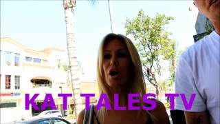 Shauna Sand and Stevie Simpson Chat With KAT