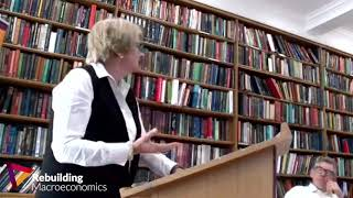 Professor Dame Henrietta Moore - Acceptable vs Unacceptable Channels of Globalisation