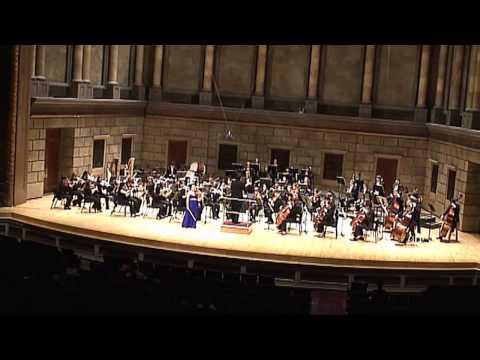 Saint-Saens Violin Concerto No. 3, 3rd movement: Ji-Yeon Lee