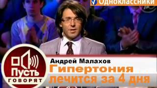 Андрей Малахов Пусть говорят