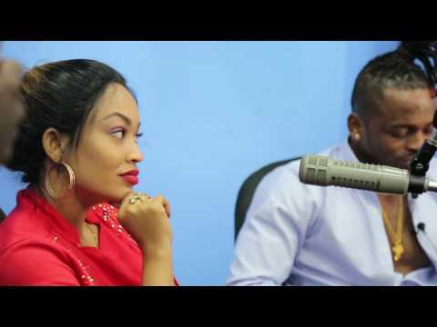 Diamond Platnumz - LEO TENA ( CLOUDS FM 2017  PART 1)