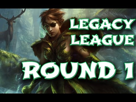 Legacy League with Elves #1 - Round 1 |