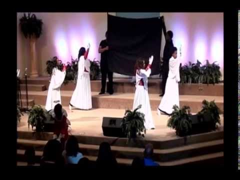 Matthew 28 Donald Lawrence - Daughters of Zion