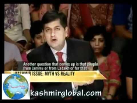 Geelani shab NDTV