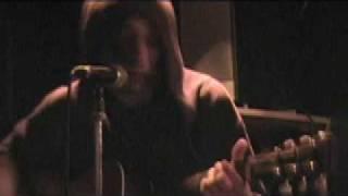 danny keating performing at the spur