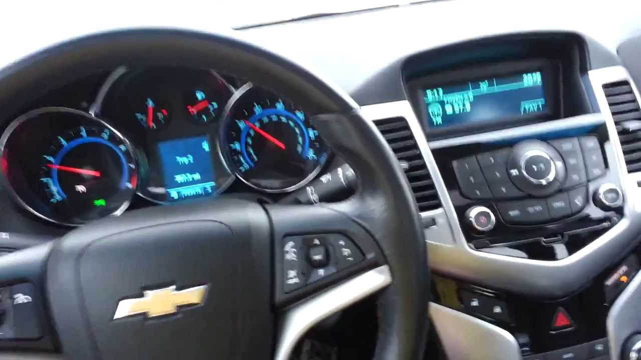 2011 Chevrolet Cruze Intermittent Electrical Problem  YouTube