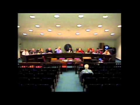 Town of Monroe Ct Town Council Meeting March 14th 2016