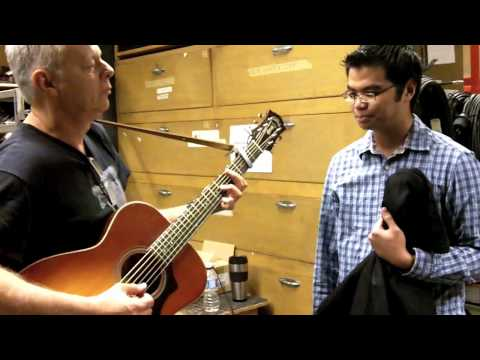 Tommy Emmanuel Backstage Show - Since We Met