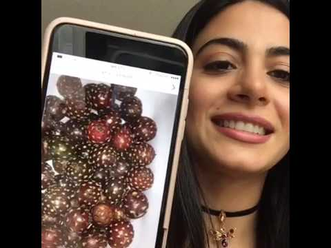 Emeraude Toubia - live chat 26/04/17